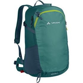 VAUDE Wizard 24+4 Mochila, nickel green